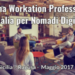 Prima Workation professionale in Italia
